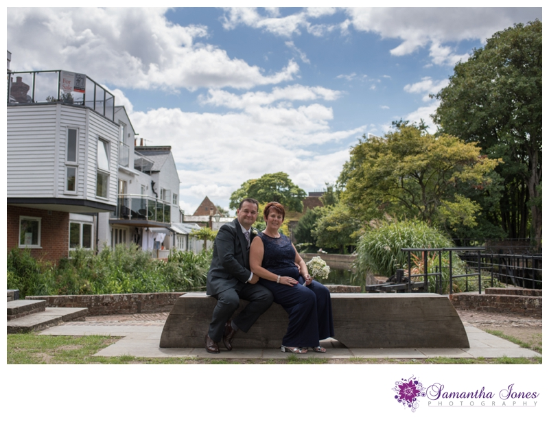 Sharon and John married at Wellington House in Canterbury by Samantha Jones Photography 05