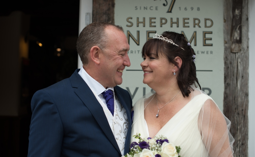 Sara and Simon married at The Old Brewery Store in Faversham {sneak peek}