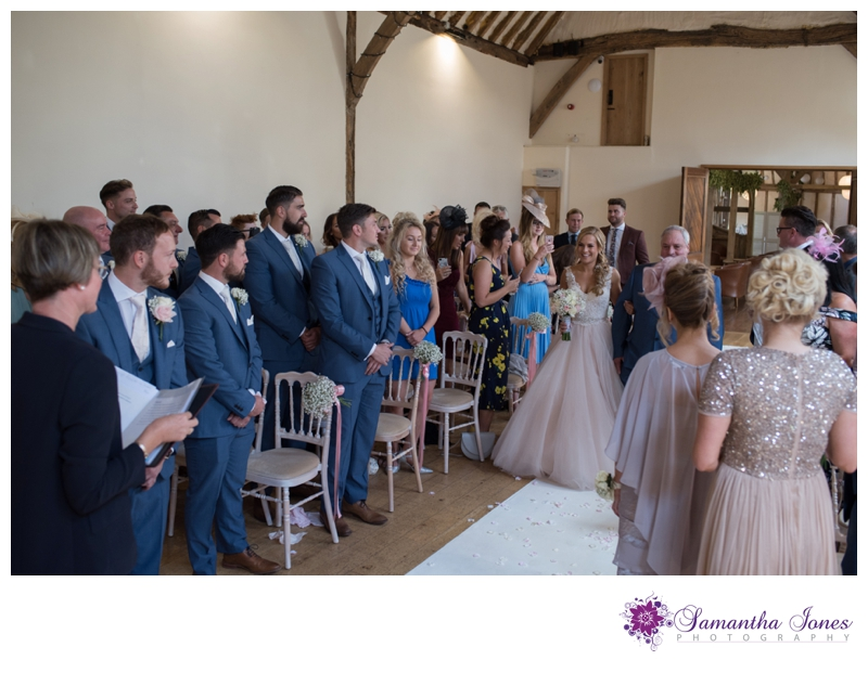 Coral and Carl wedding at Winters Barns by Samantha Jones Photography 06