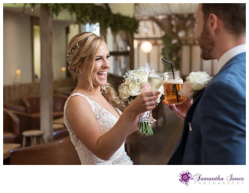 Coral and Carl wedding at Winters Barns by Samantha Jones Photography 07