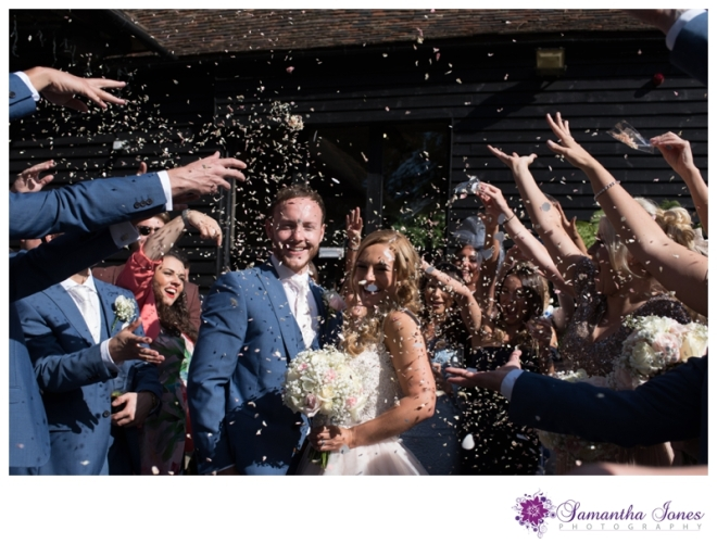 Coral and Carl wedding at Winters Barns by Samantha Jones Photography 10