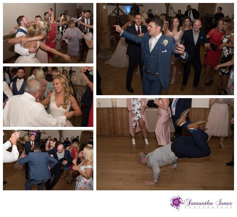 Coral and Carl wedding at Winters Barns by Samantha Jones Photography 15