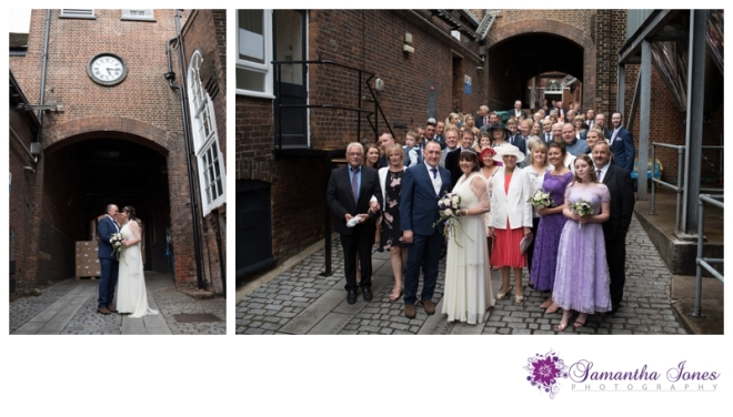 Sara and Simon wedding at The Old Brewery Store in Faversham by Samantha Jones Photography 10