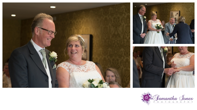 Wendy and Andy wedding at Howfield Manor by Samantha Jones Photography 02