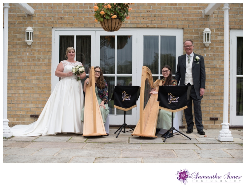 Wendy and Andy wedding at Howfield Manor by Samantha Jones Photography 04