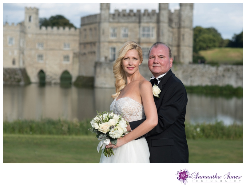 Heather and Phillip married at Leeds Castle by Samantha Jones Photography 13