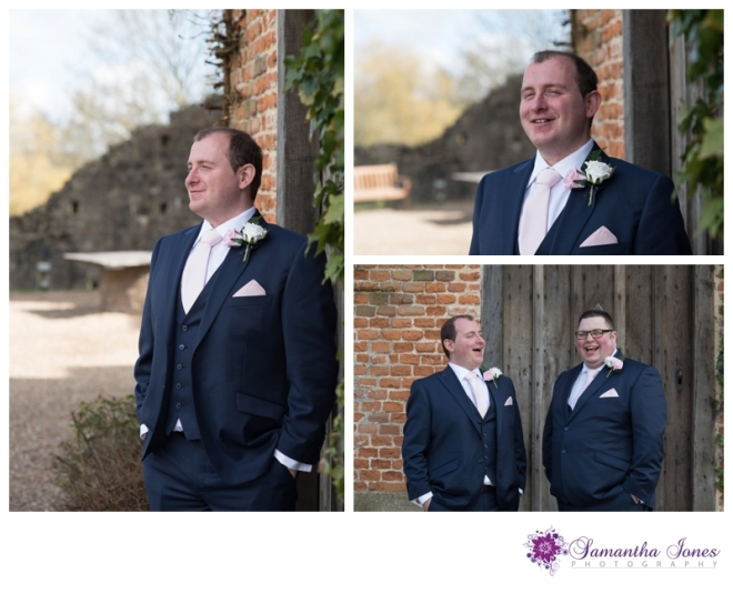 Westenhanger Castle wedding Kelly and John by Samantha Jones Photography 02