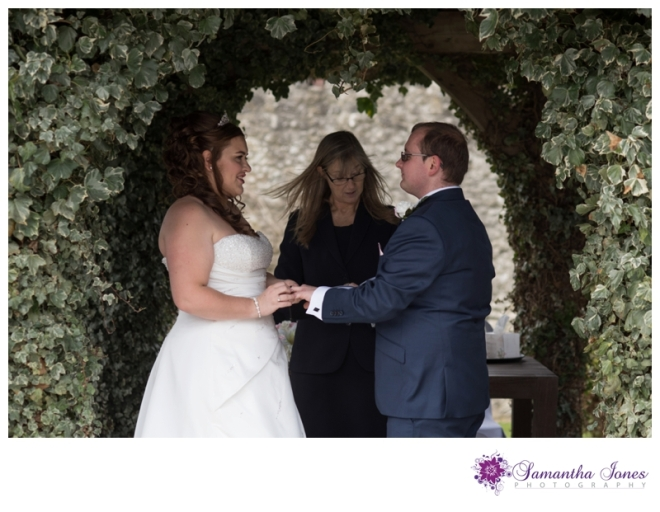 Westenhanger Castle wedding Kelly and John by Samantha Jones Photography 06