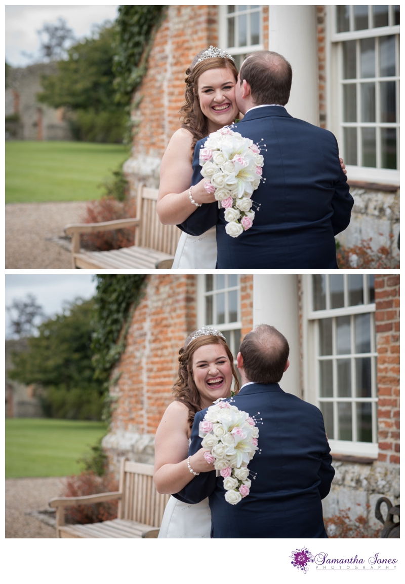 Westenhanger Castle wedding Kelly and John by Samantha Jones Photography 08