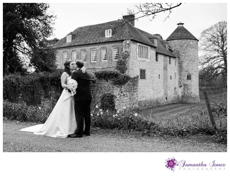 Westenhanger Castle wedding Kelly and John by Samantha Jones Photography 09