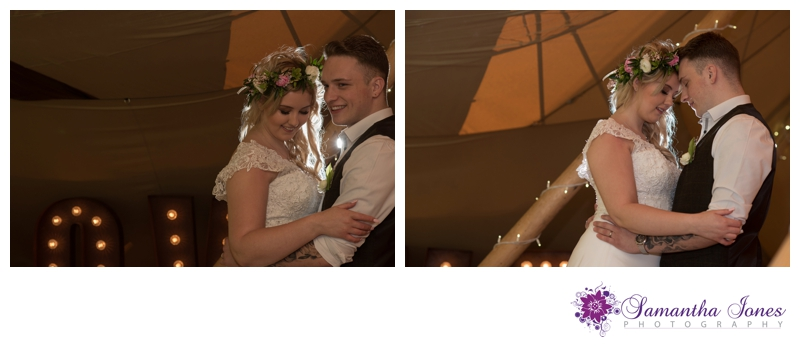 Knockwood Bespoke Receptions wedding open day by Samantha Jones Photography 11
