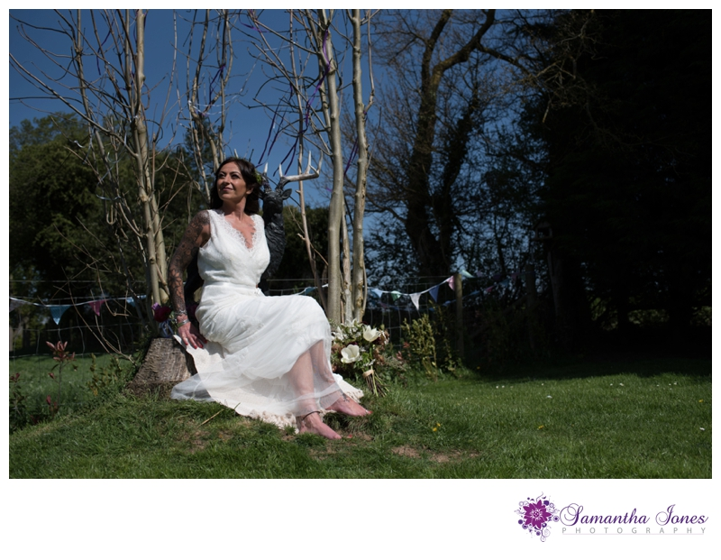 Knockwood Bespoke Receptions wedding open day by Samantha Jones Photography 16