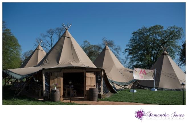 Knockwood Bespoke Receptions wedding open day by Samantha Jones Photography