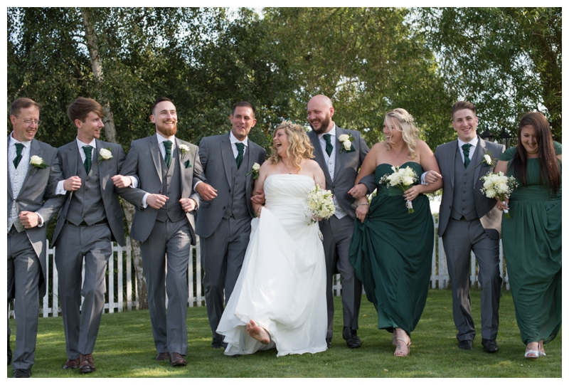 Kent wedding photographer Kirstie and Chris at Stonelees Golf Centre 04