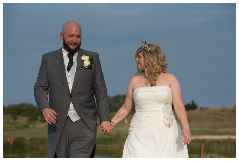 Kent wedding photographer Kirstie and Chris at Stonelees Golf Centre 05