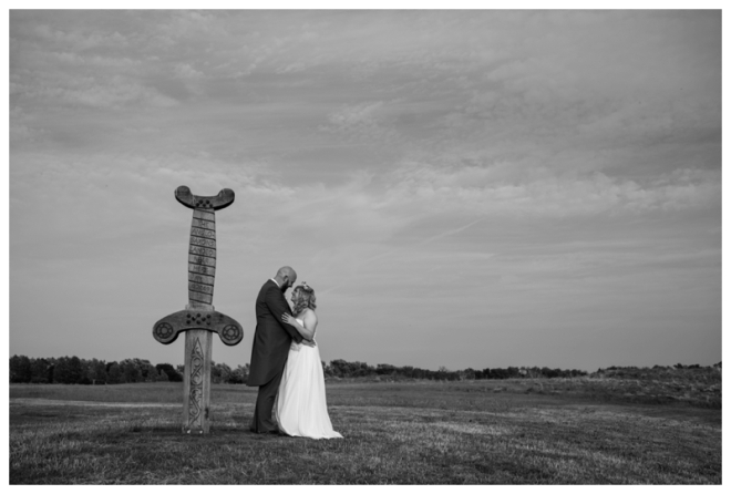 Kent wedding photographer Kirstie and Chris at Stonelees Golf Centre 06